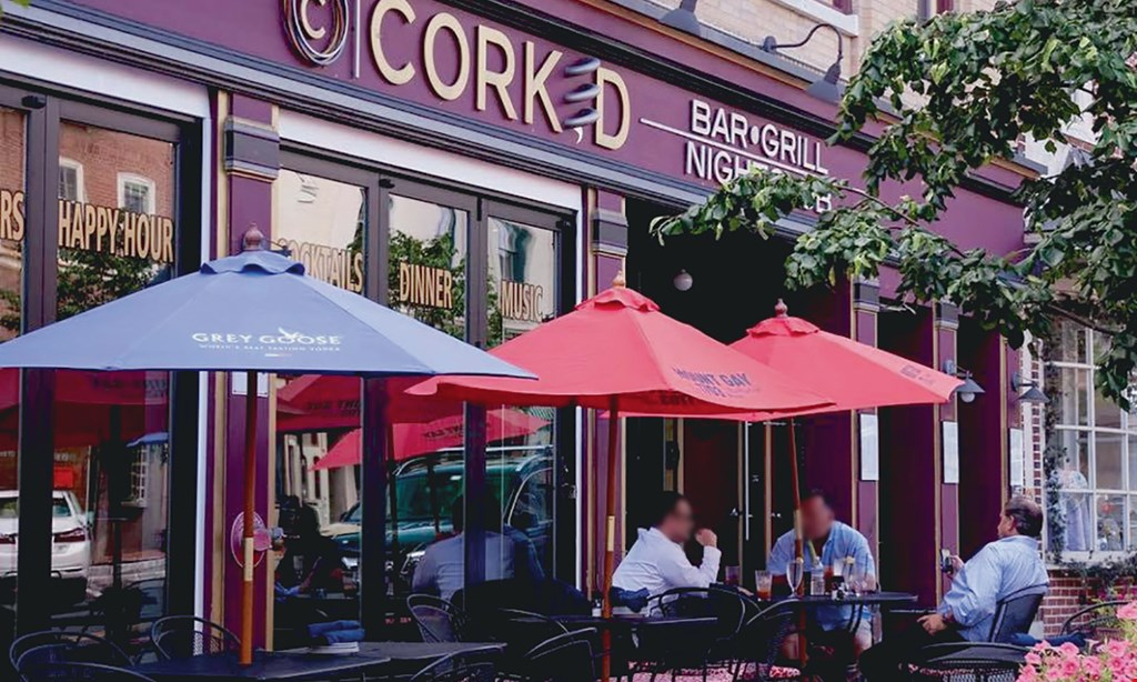 Product image for Corked 2.0 $20 For $40 Worth Of Casual Dining