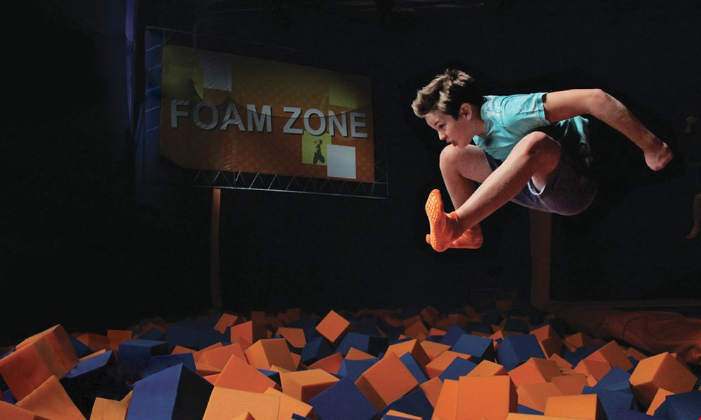 Product image for Sky Zone Rosedale/Timonium $22 For Two 90-Minute Open Jump Passes (Reg. $44)