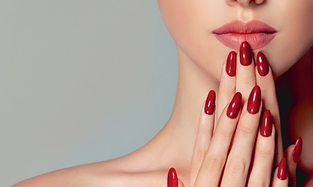 Product image for Convoite Nails $45 For A Dip Manicure & Spa Pedicure (Reg. $90)