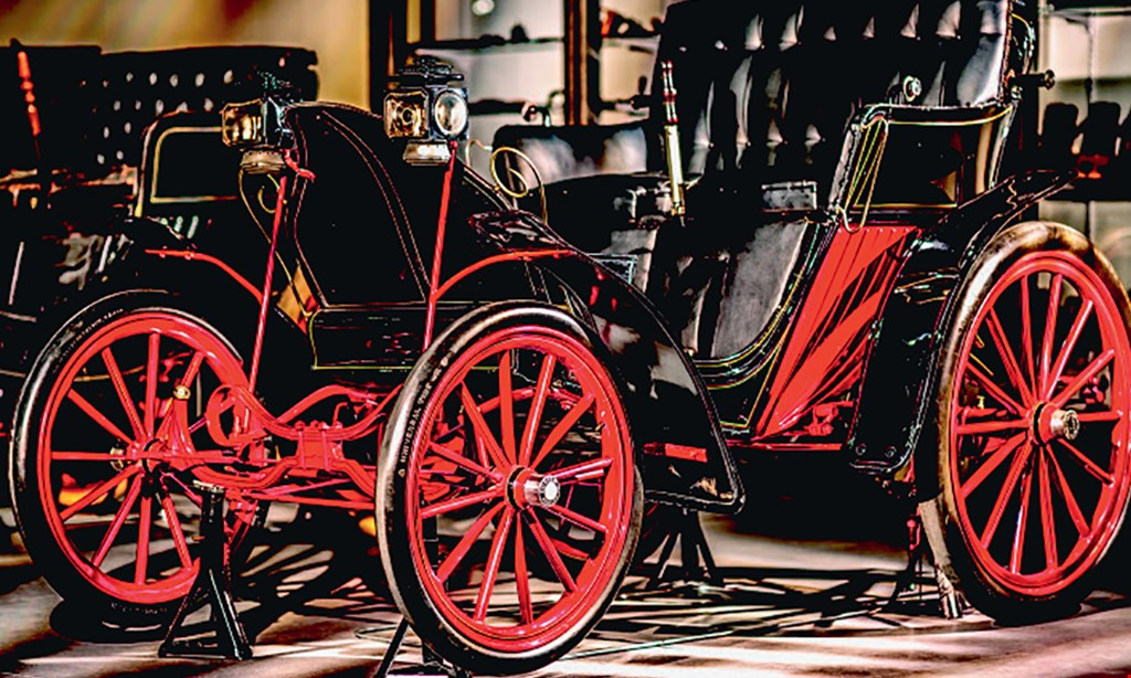 Product image for Boyertown Museum of Historic Vehicles $20 For 4 Museum Admissions (Reg. $40)