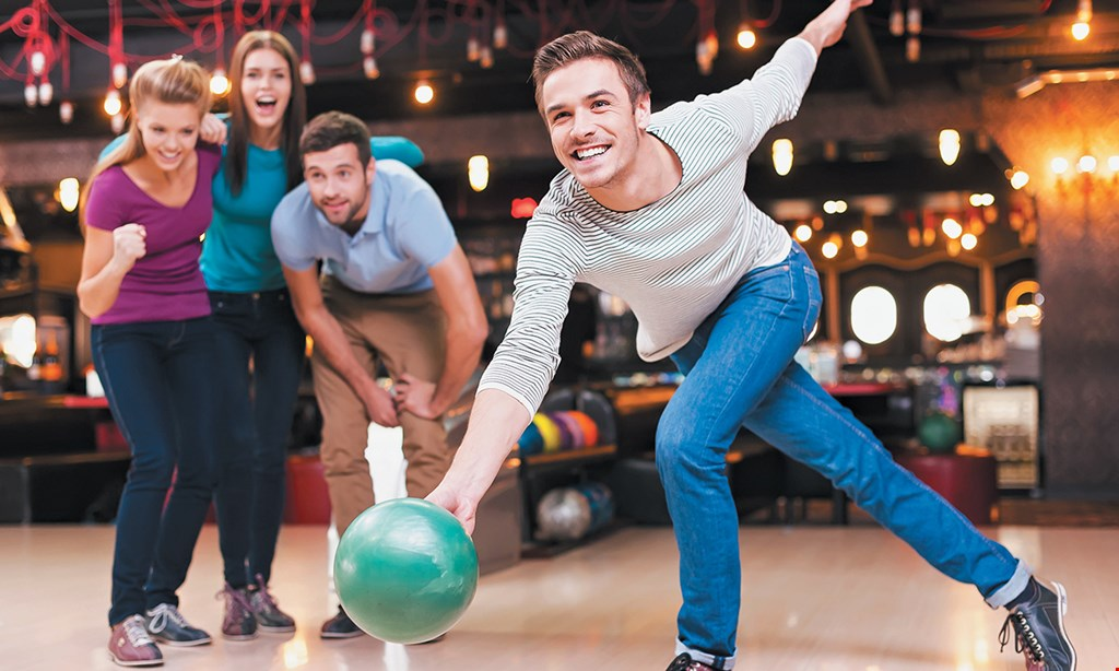 Product image for New Milford Lanes $22.50 For 2 Hours Of Unlimited Bowling For 4 People With Rental Shoes (Reg. $45)