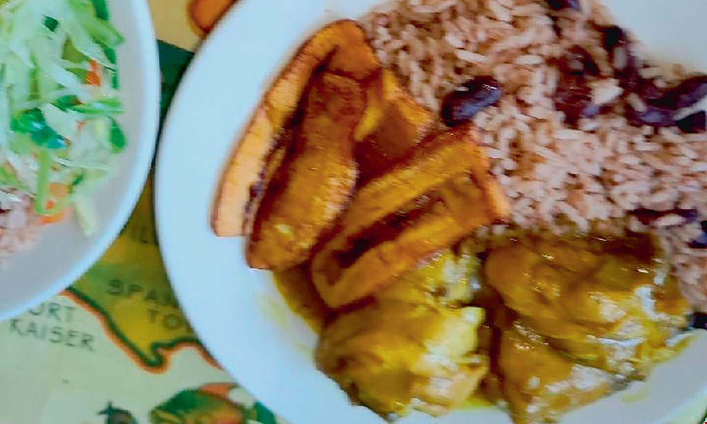 Product image for Island Jam $10 For $20 Worth Of Jamaican Cuisine (Also Valid On Take-Out & Delivery W/Min. Purchase Of $30)