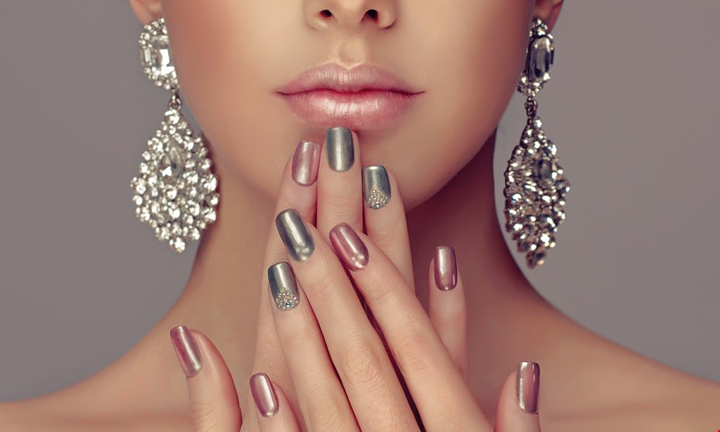 Product image for Pinky's Nails 7 $25 For $50 Toward Any Salon Services