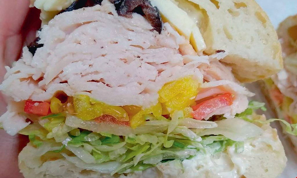 Product image for Deli Master Of Broadalbin $10 For $20 Worth Of Deli Subs, Sandwiches & Daily Hot Fare