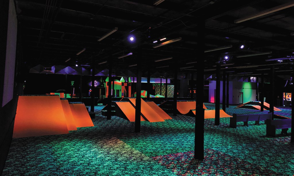 Product image for Fun Slides Carpet Skate Park - North $15.99 For 2 Hours Of Skate Time For 2 People With Skate Rentals (Reg. $31.98)