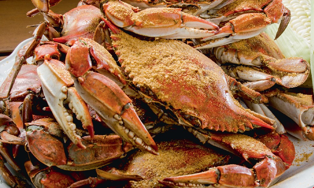 Product image for iLoveCrabs.com $99.99 For An All Inclusive Blue Crab Feast Premium (Reg. $199.99)