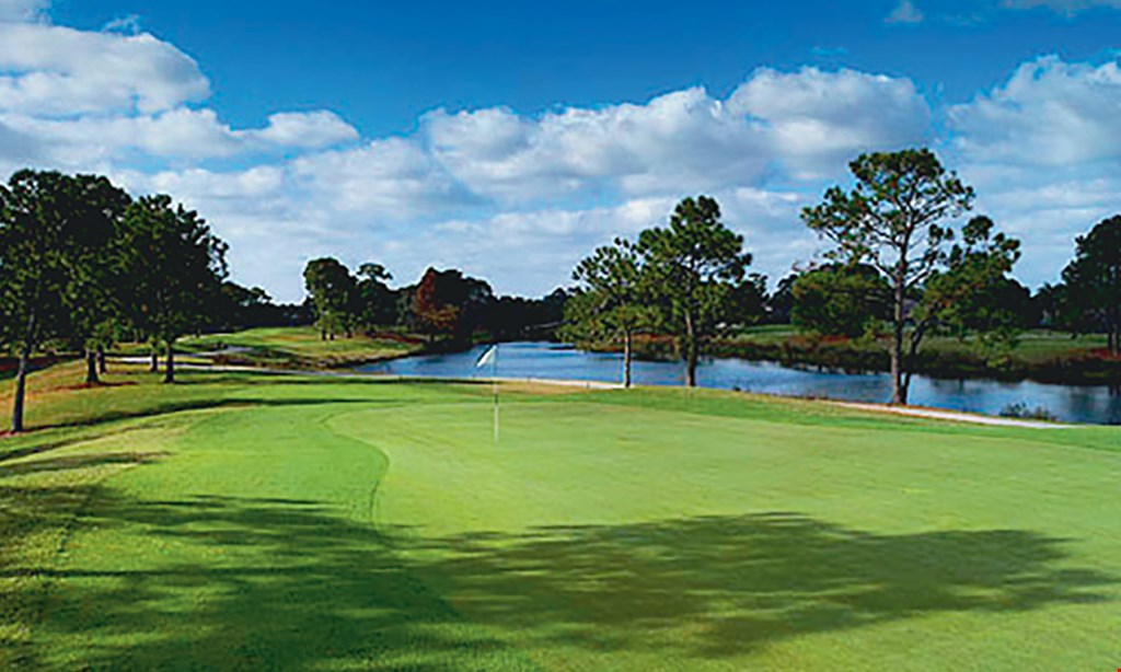 Product image for Hunter's Creek Golf Club $49.95 For 18 Holes Of Golf For 2 With Cart (Reg. $99.90)