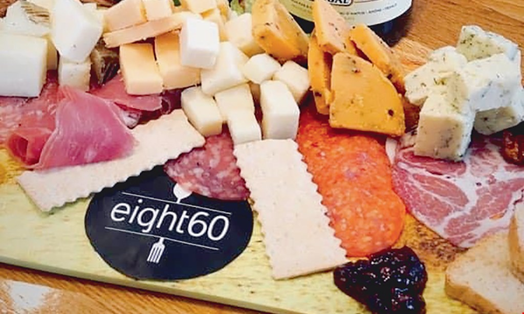 Product image for Eight60 Wine Bistro $15 For $30 Worth Of Casual Dining