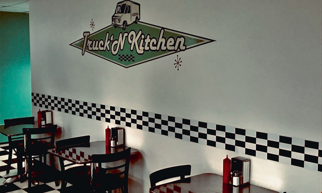Product image for Truck'N Kitchen Sunset Grill $10 For $20 Worth Of Casual Dining (Valid On Take-Out W/Min. Purchase Of $30)