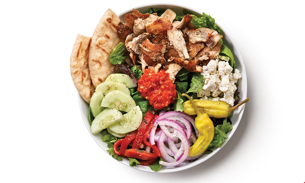 Product image for The Simple Greek $10 For $20 Worth Of Greek Cuisine