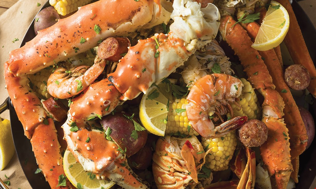 Product image for The Juicy Seafood $10 For $20 Worth Of Casual Dining (Also Valid On Takeout W/ Min. Purchase Of $30)