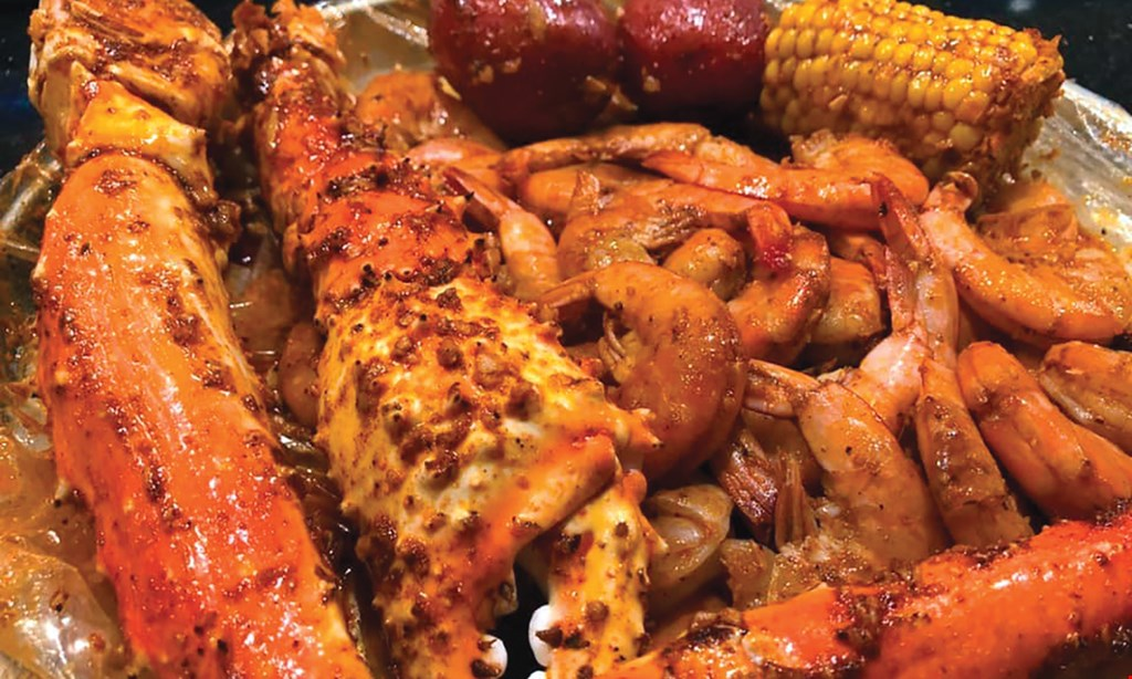 Product image for Tasty Crab House $15 For $30 Worth Of Southern Style Seafood Boil (Also Valid On Take-Out W/Min. Purchase Of $45)