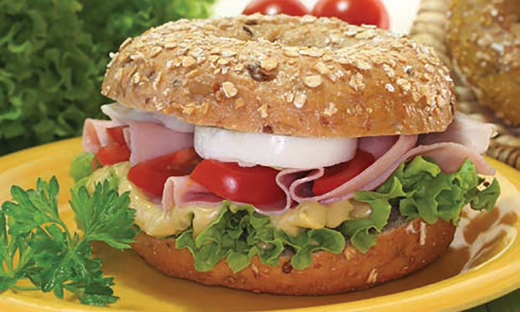 Product image for Two Brothers Ny Bagels $10 For $20 Worth Of Casual Dining