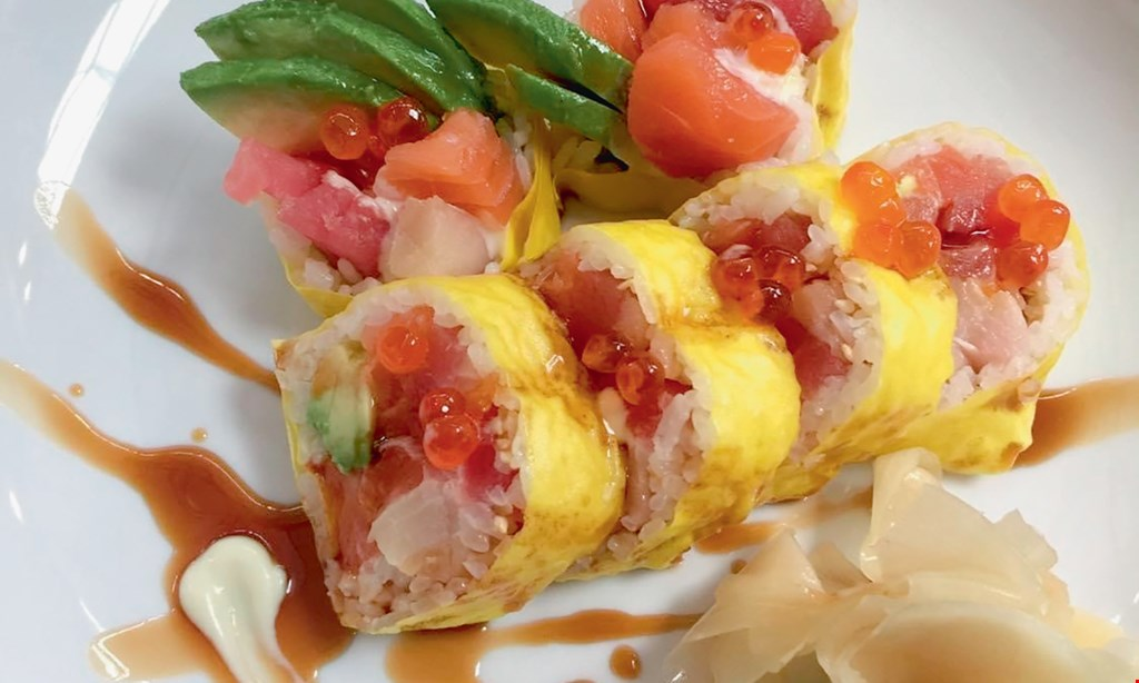 Product image for Amori Sushi (at The Marketplace at Steamtown) $10 For $20 Worth Of Japanese Cuisine