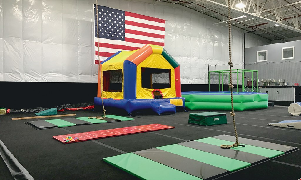 Product image for Titanium Athletics $12 For 2 Hours Of Open Gym Play Time For 2 People (Reg. $24)
