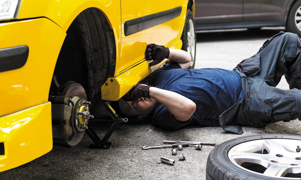 Product image for Sam's Auto Repair & Sales LLC $30 For PA State Inspection, Emissions & Brake Check (Reg. $60)