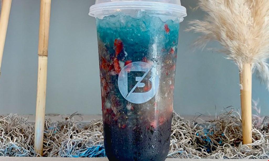 Product image for Nobibi Ice Cream & Tea $10 For $20 Worth Of Beverages & Ice Cream