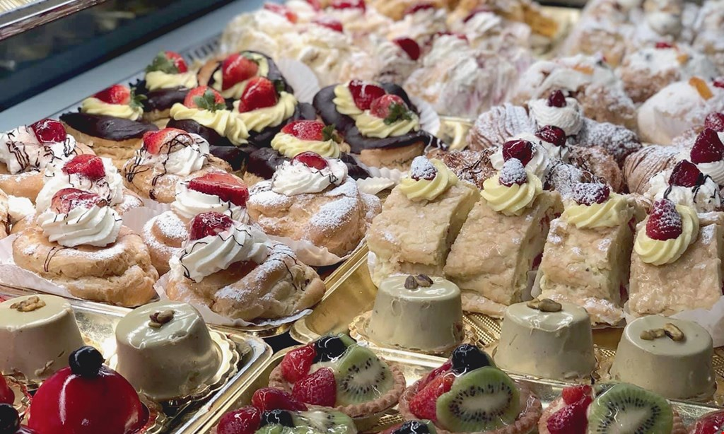 Product image for La Bella Sicilia Bakery & Gelateria $15 For $30 Worth Of Bakery Items & More