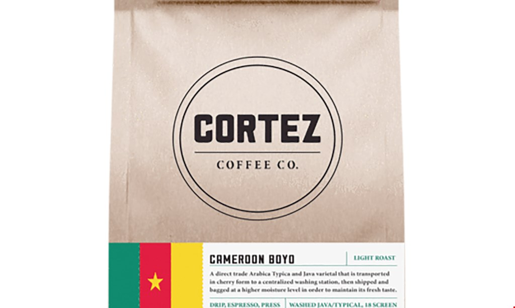 Product image for Cortez Coffee Company $15 For $30 Worth Of Whole Bean Coffee
