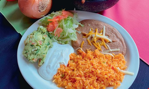 Product image for The Mexican Firehouse $12.50 For $25 Worth Of Mexican Cuisine
