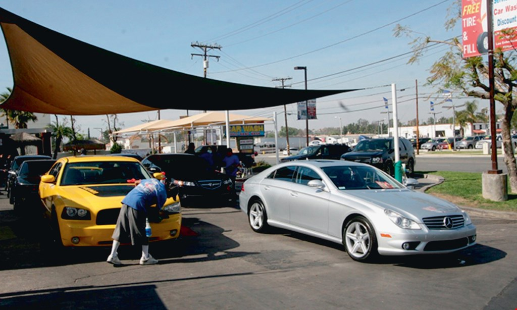 Product image for Norco Hills Car Wash $15.99 For 1 Platinum Carwash (Reg. $31.99)