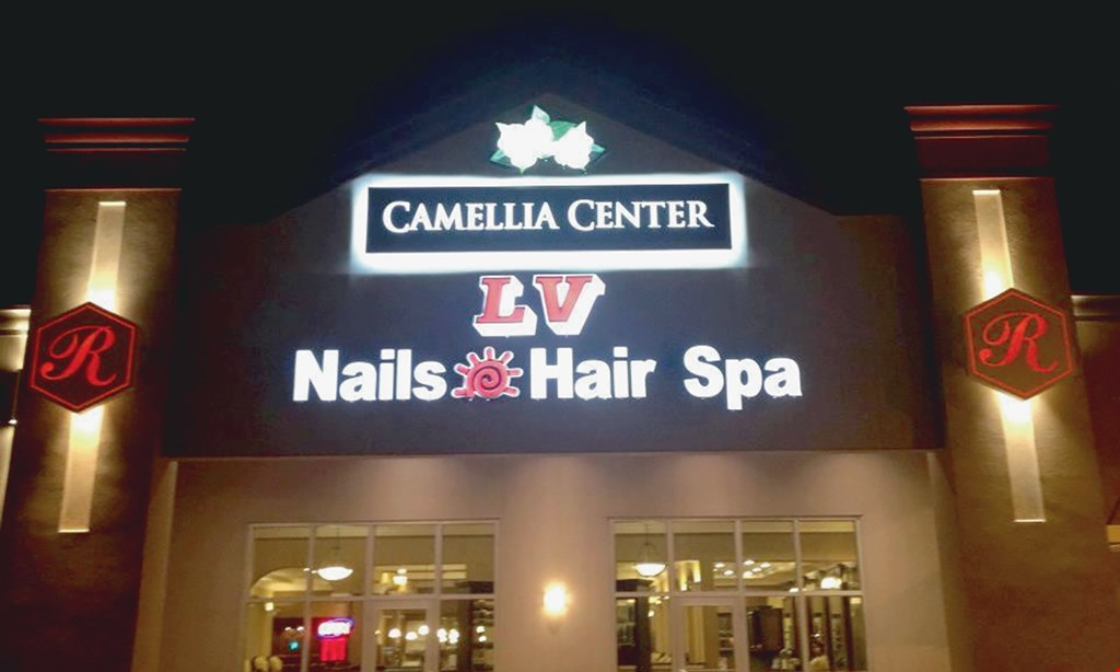 Product image for LV Nails & Hair Spa $25 For $50 Toward Any Salon Service