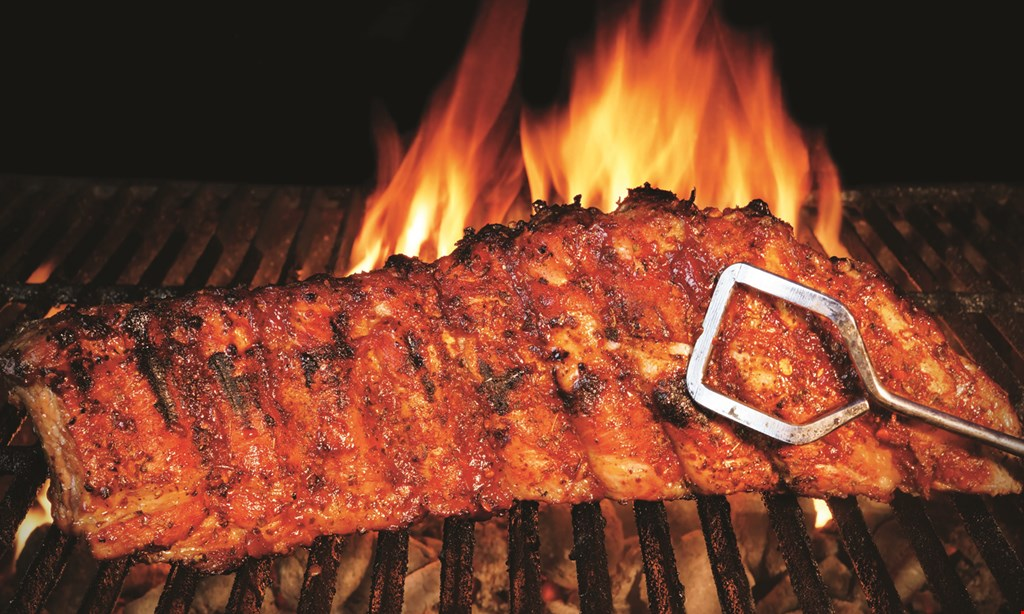 Product image for Gettin Piggy Wit It $10 for $20 Worth of BBQ Dining (Also Valid On Take-Out W/Min. Purchase Of $30)