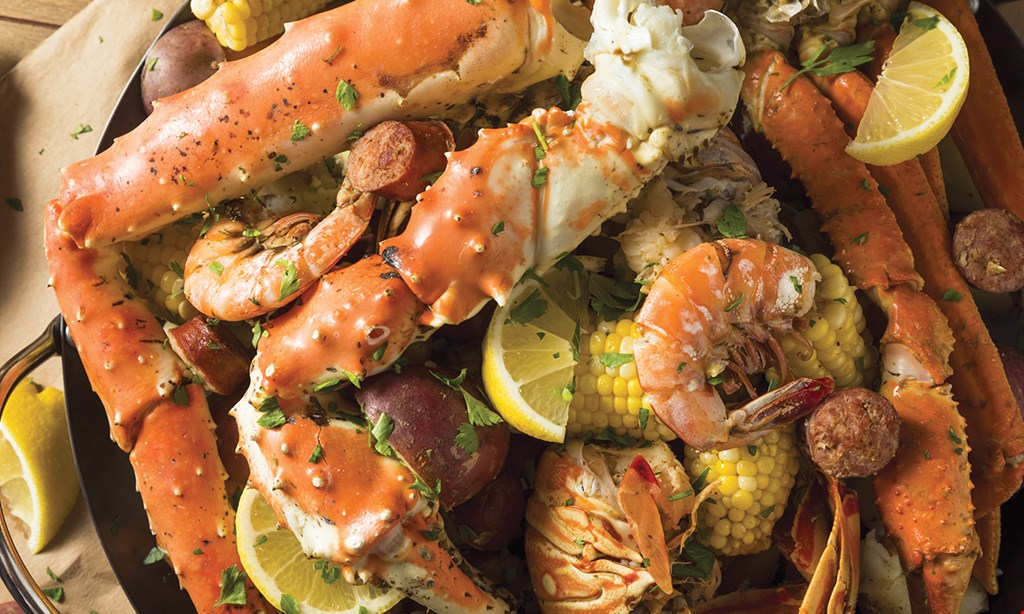 Product image for Boil Shack Seafood $10 For $20 Worth Of Seafood, Wings & More (Also Valid On Take-Out W/Min. Purchase $30)