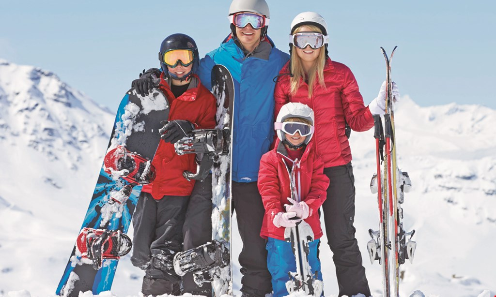 Product image for Four Lakes Alpine Snowsports $29 For 2 Adult Ski Lift Tickets (Reg. $58)