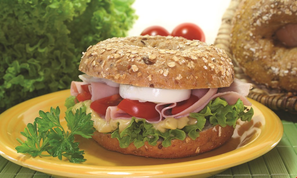 Product image for Two Brothers NY Bagels Coconut Creek $15 For $30 Worth Of Casual Dining