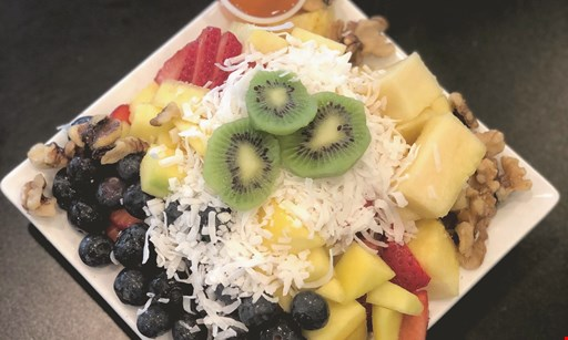 Product image for Gourmet Garden Cafe & Juices $10 For $20 Worth Of Cafe Dining