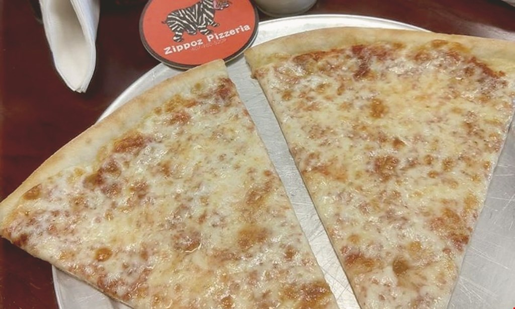 Product image for Zippoz Pizzeria $15 for $30 Worth of Pizza, Subs & More