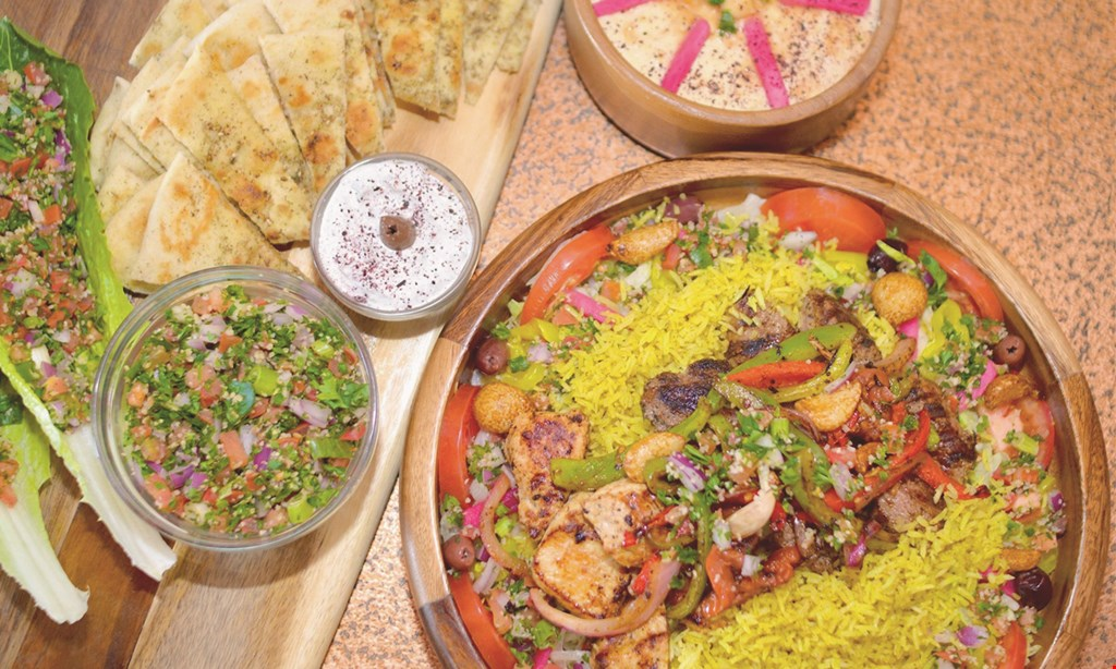 Product image for Heart Of Jerusalem $15 for $30 Worth of Mediterranean Cuisine