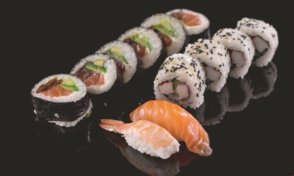 Product image for Hibachi Grille & Sushi $10 For $20 Worth Of Hibachi & Sushi Cuisine