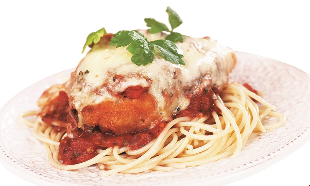 Product image for La Cucina Italiano Halal $10 For $20 Worth Of Pizza, Subs, Pasta Dishes & More