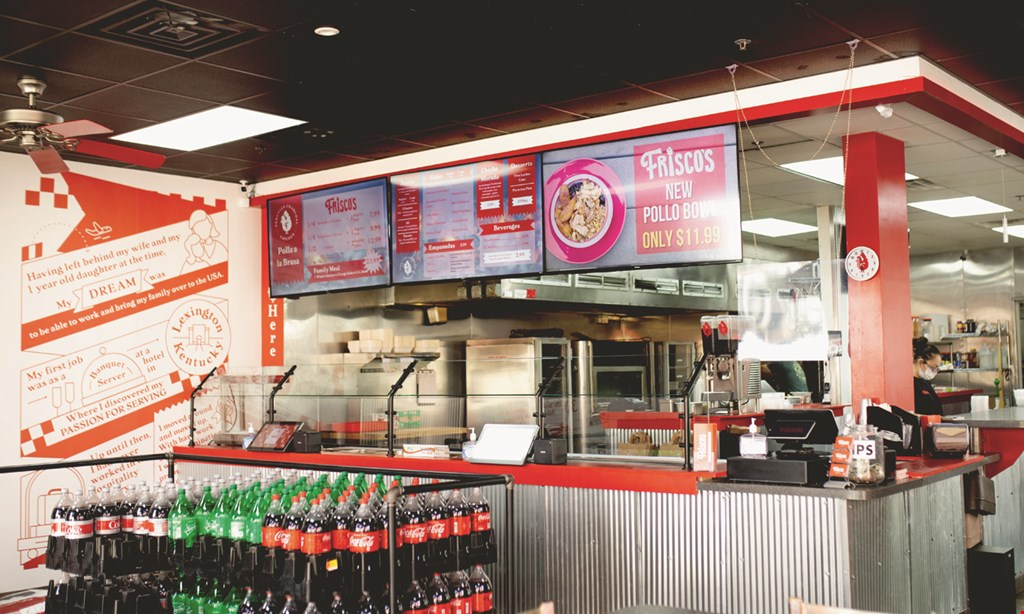 Product image for Frisco's Chicken $10 For $20 Worth Of Casual Dining