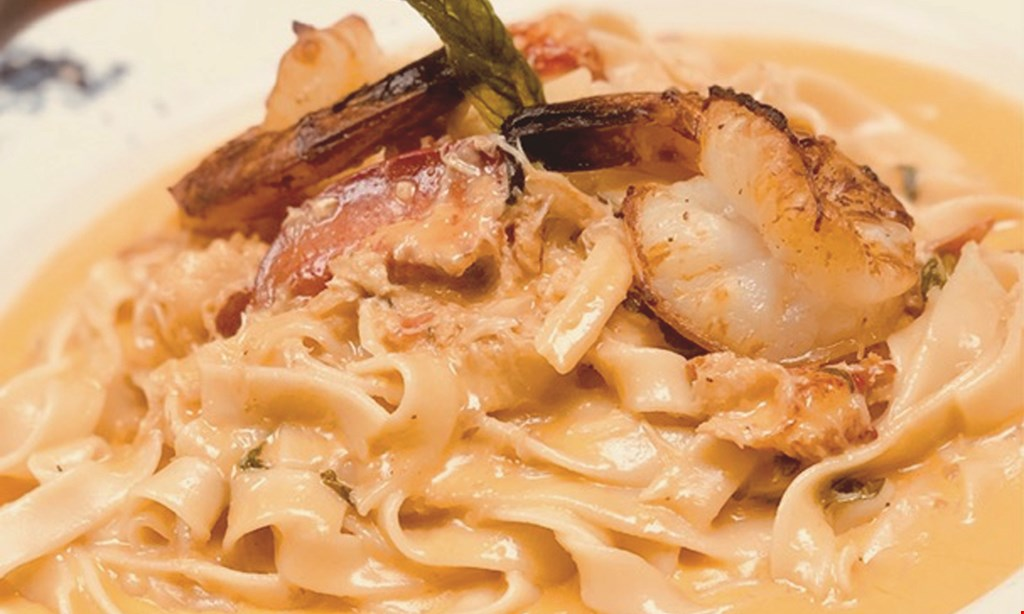 Product image for Que Pasta Italian Restaurant $15 For $30 Worth Of Casual Italian Dining