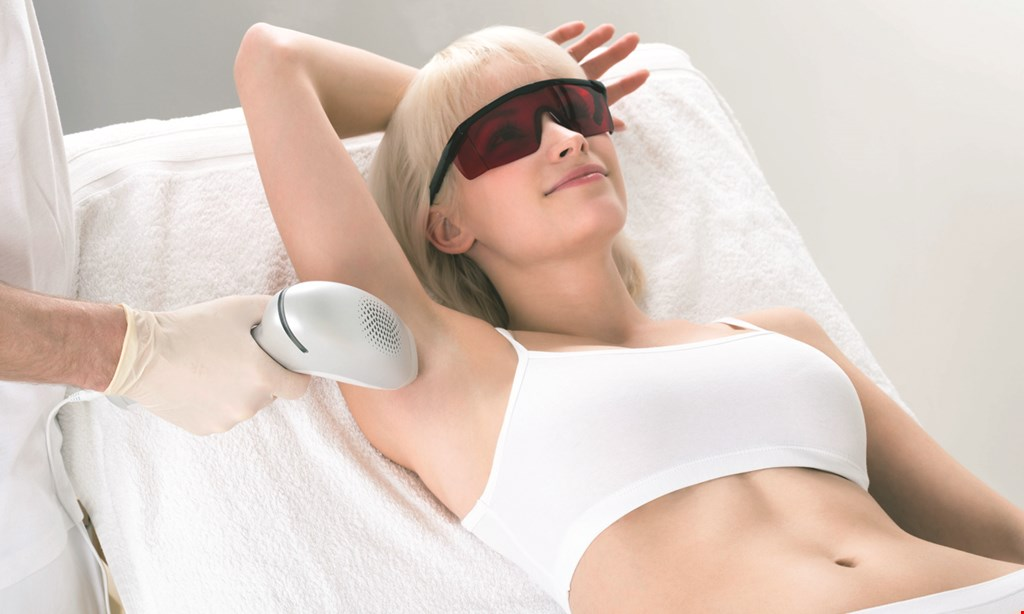 Product image for ZeddWellMD Aesthetics & Wellness $499 For 5 Laser Hair Removal Treatments - Choose Any 2 Small Areas: Lip, Chin, Underarm, Bikini (Up To 2 Inches Outside Panty Line) (Reg. $1399)