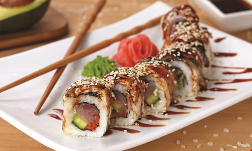 Product image for Sushi Village $10 for $20 Worth of Sushi & More
