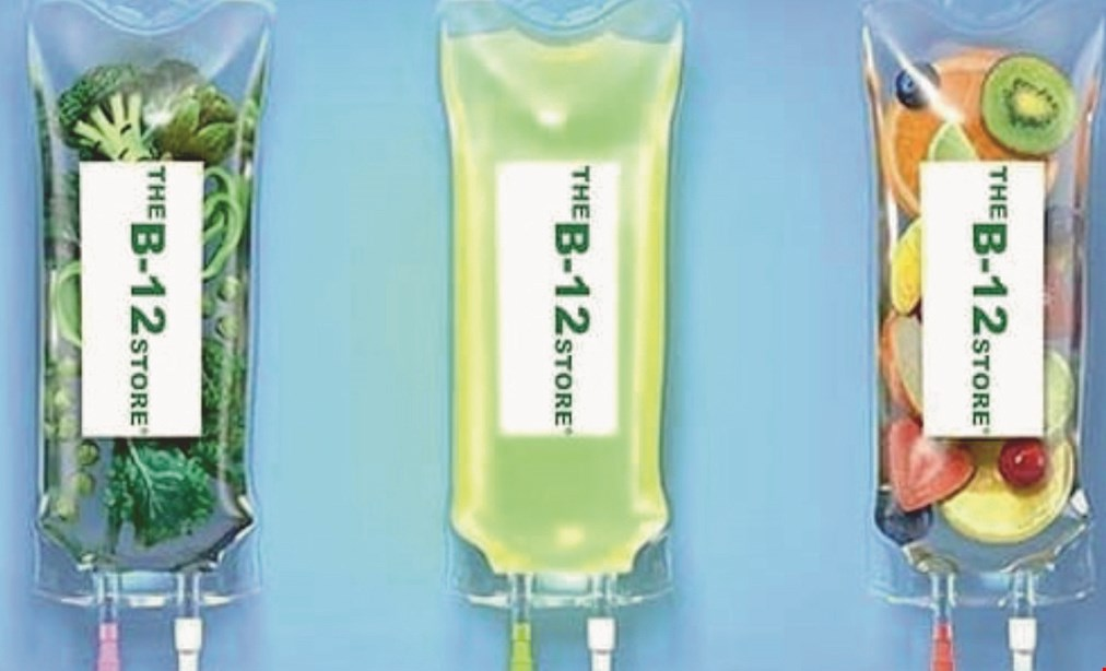 Product image for The B-12 Store $25 For $50 Toward Vitamins & More
