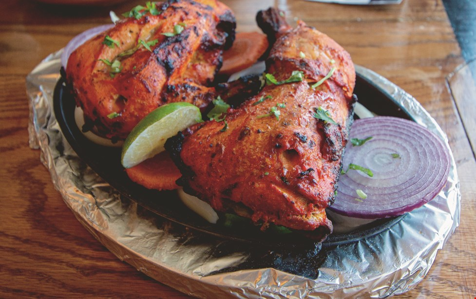 Product image for The Mumbai Times Indian Cuisine $25 For $50 Worth Of Indian Cuisine