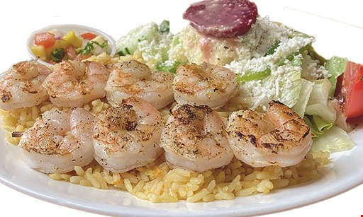 Product image for Little Greek Fresh Grill Lake Mary $10 For $20 Worth of Casual Dining