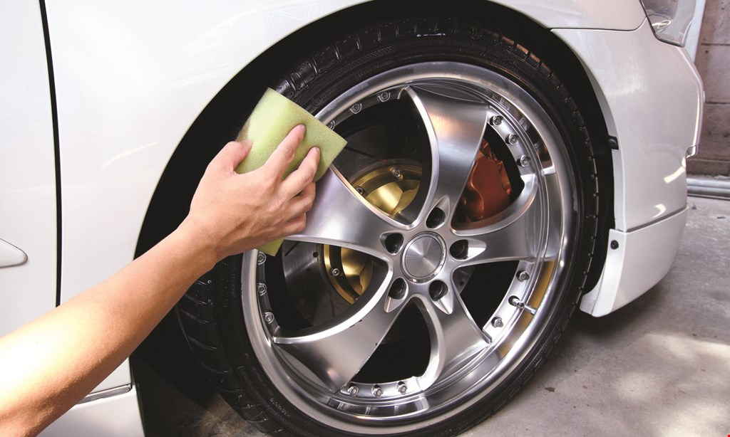 Product image for Cardinal Auto Wash $85 For Supreme Car Detail Package (Reg. $170)