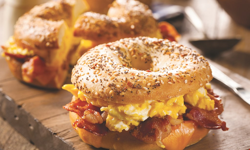Product image for Big Apple Bagels $10 For $20 Worth Of Bagels, Deli Sandwiches & More