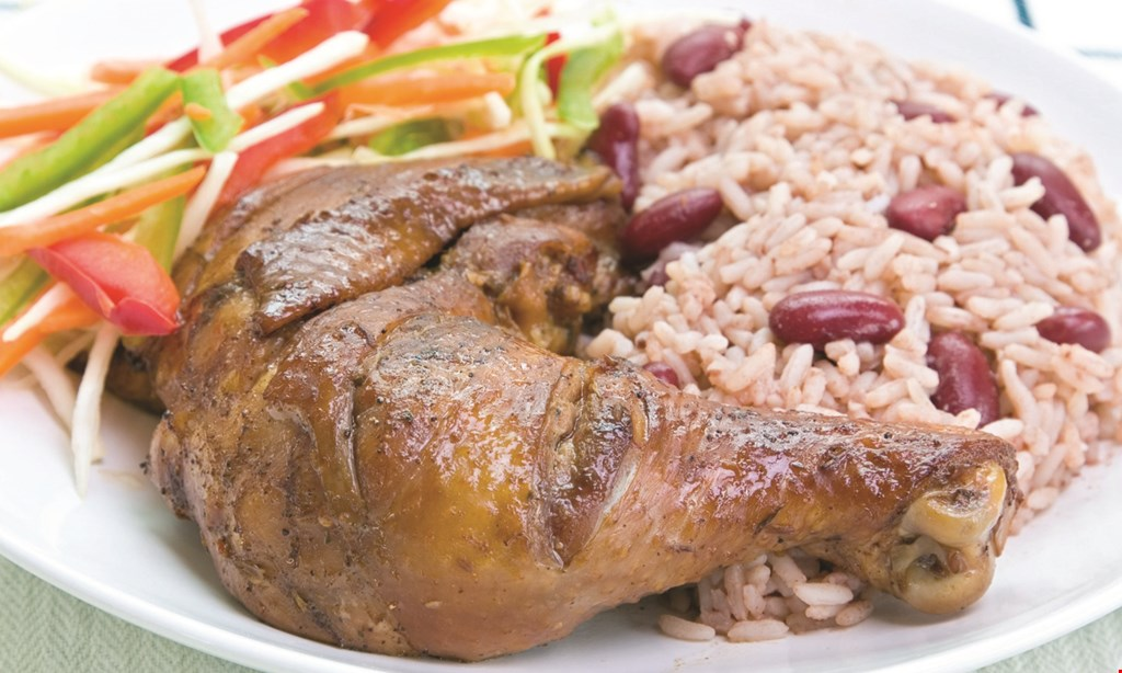 Product image for Island Spice Caribbean Restaurant $10 For $20 Worth Of Caribbean Cuisine