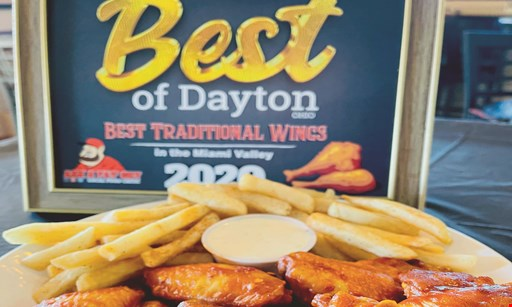 Product image for Juniors Pizza Wings & Subs $10 For $20 Worth of Casual Dining