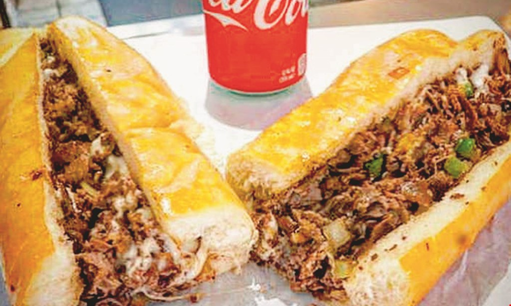 Product image for Motown Philly $10 For $20 Worth Of Philly Cheesesteaks, Subs & More