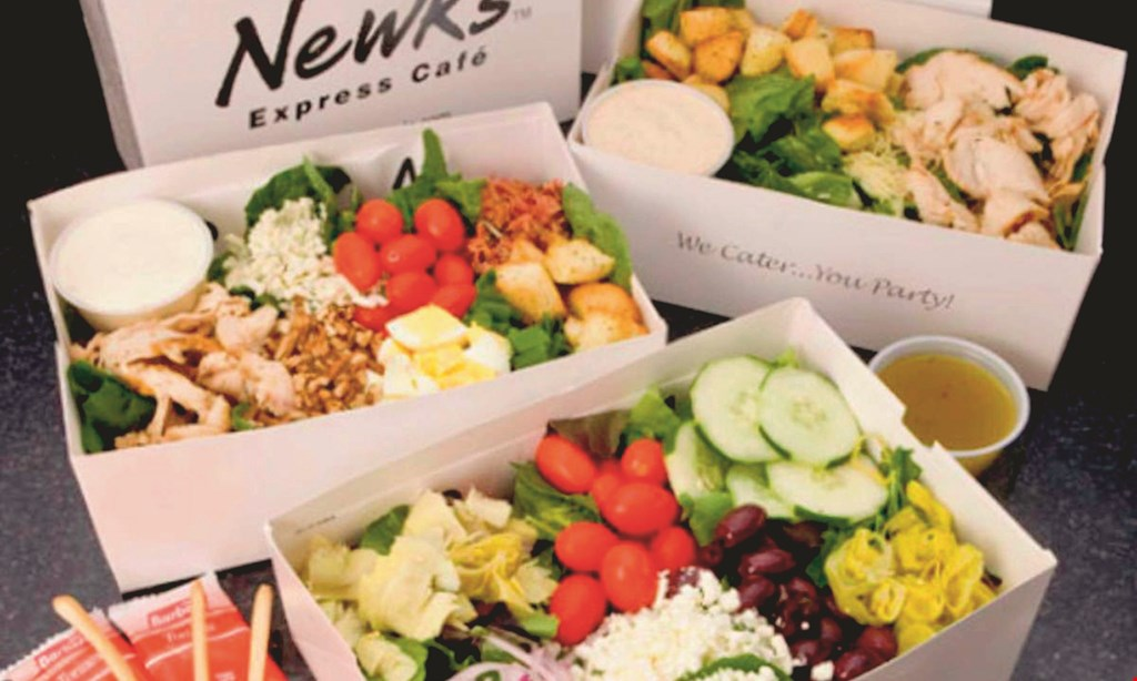 Product image for Newk's - Smyrna $10 for $20 Worth of Casual Dining