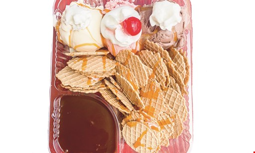 Product image for Hooyahs Ice Cream Shoppe $10 For $20 Worth Of Ice Cream Treats & More