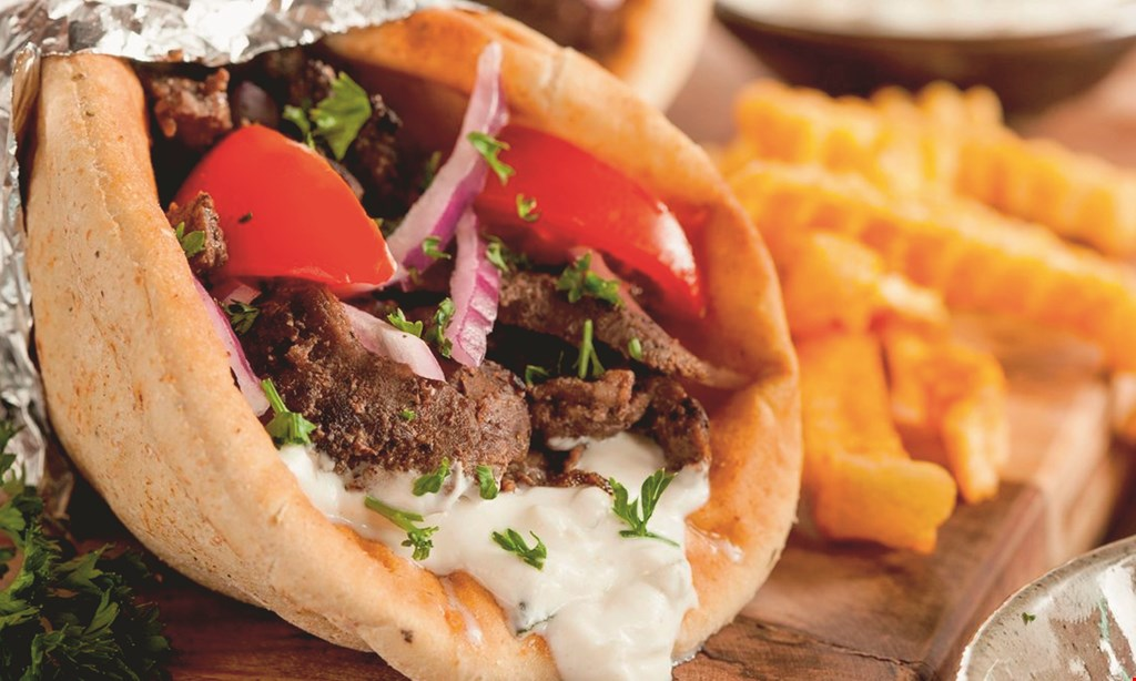 Product image for Gyro City Grill $15 For $30 Worth Of Casual Dining